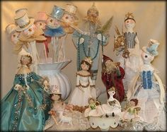 Colleen Moody | She's All That / beautiful dolls. . . by colleen moody