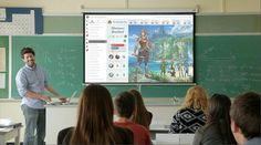 Teachers enlivening classrooms with free role-playing game - Innovate My School