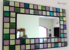 espejo de venecitas
