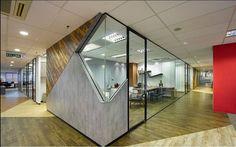 Modern Office Interior Design Visit