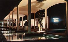 Palm Springs Spa - one of my favorite spots in town...