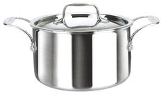 Cool Clad TriPly Stainless Steel 10 Quart Casserole with Lid *** Read more at the image link. (This is an affiliate link) #BakeandServeSets