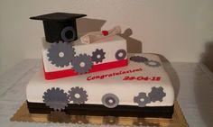 Torta laurea ingegneria meccanica
