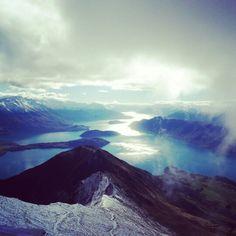 Roys Peak - Wanaka (New Zealand)