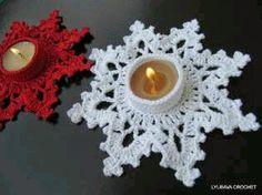 Grace y todo en Crochet: IDEAS PARA NAVIDAD(regalos o decoracion)....IDEAS ...