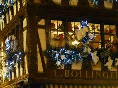 Décorations de Noel à Strasbourg