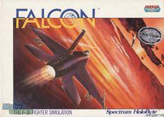 Falcon - Amiga 500