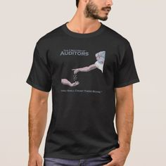 The Creation of Auditors T-Shirt