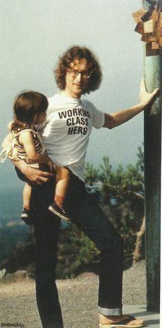 John Lennon, Sean Lennon