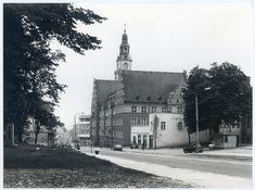 Allenstein - Olsztyn, Hindenburgstraße, Neues Rathaus