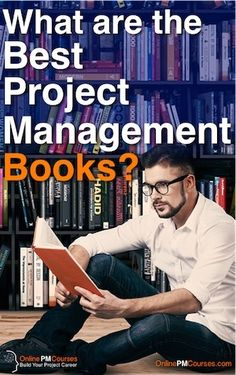 Project management books are a great way to learn - for new project managers and for those of us with experience under our belts.