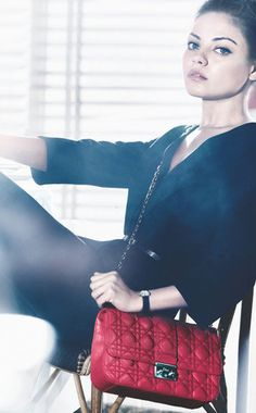 mila kunis as the new face of dior. LOVE.