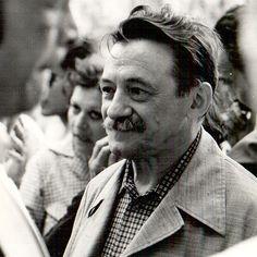 Mario Benedetti (Foto: Fundación M.Benedetti)