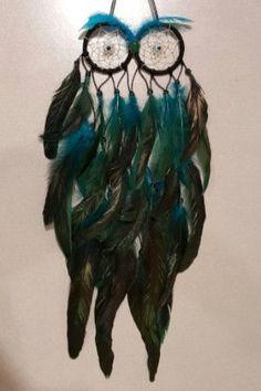 CH079 Owl Dream Catcher