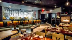 Restaurant, Event Space in Washington, District of Columbia: STK Washington D.C…