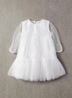 Nellystella Love Alice Dress in White - PRE-ORDER