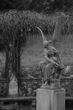 Versteinerter Engel