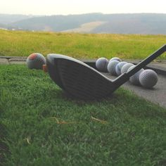 Hubby date night idea: Hit a bucket of balls at a driving range or play a round of golf.
