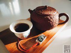 Teapot • puerh tea