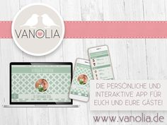 VANOLIA - Dein Tag, deine Gäste, deine App!