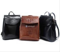 Small Black Leather Backpack Stylish Backpacks Material: Leather Color: Brown,Black Size: cm Gender: Unisex Related leather backpacks:Womens Brown Leather Backpack Leather Brown Backpack Leather Small Backpack Small Black Leather Backpack, Leather School Backpack, Vintage Leather Backpack, Brown Backpacks, Stylish Backpacks, Leather Backpacks, School Backpacks, Leather Bags, Backpack Bags