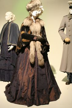 Anna Karenina costume