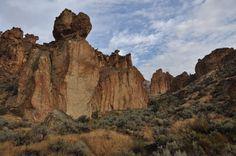 Owyhee Canyonlands Wilderness near Oregon / Nevada border