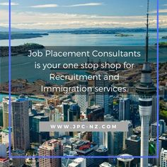 Job Placement Consultants is Your one stop shop for Recruitment and Immigration services