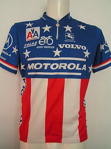 maillot cycliste motorola 1993 ( lance armstrong)