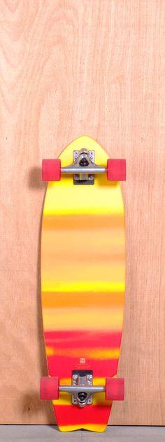 The Globe Chromantic Longboard Complete Tequila, Penny Skateboard, Longboarding, Skateboards, Globe, Penny Boards, The Originals, Fun, Concave