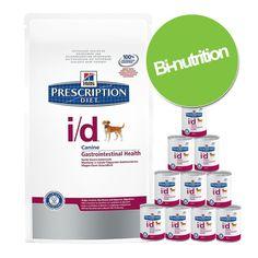 Animalerie  Pack bi-nutrition : croquettes  boîtes Hills Prescription Diet Canine  r/d Weight Loss  Low Calorie