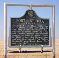 Cimarron County History Fort Nichols | Recent Photos The Commons Getty Collection Galleries World Map App ...