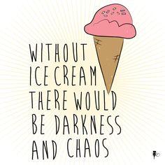 Icecream anyone?