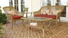 patio furniture - We have a lovely screened-in porch with nothing but a few folding chairs. Really need some furniture for next summer...