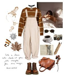 A fashion look from December 2017 featuring long sleeve crop top, lace-up booties and Moschino. Browse and shop related looks. Fashion Mode, Aesthetic Fashion, Aesthetic Clothes, Fashion Outfits, Quirky Fashion, Fashion Shirts, Aesthetic Vintage, Geek Fashion, Fashion Pants