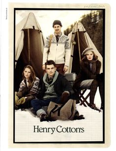 Henry Cotton's F/W 11