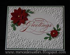 Christmas/Seasons Greetings