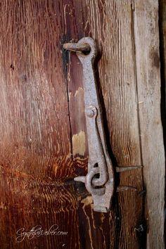 rustic iron work - Google Search