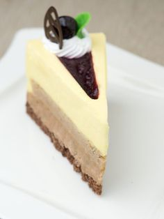 Mousse Cake, Cupcakes, Pastry Chef, No Bake Cake, Cheesecake, Sweets, Baking, Recipes, Food