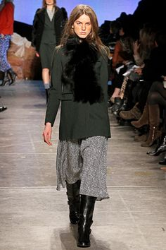 Fall 2012 Ready-to-Wear  Band of Outsiders