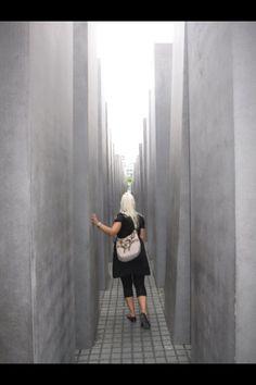 Holokaustin muistomerkki, Berliini 2009