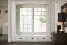 Windows & Views     Uncompromising quality, architectural accuracy and distinctive details. Whitestone brings these qualities to your custom home ---> #nook #reading #custom