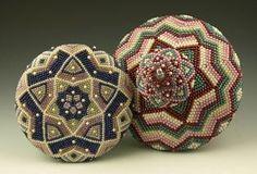 peyote beadwork by Teri Packel