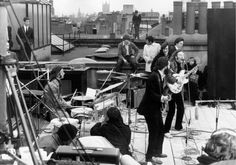 #thebeatles #rooftop #apple