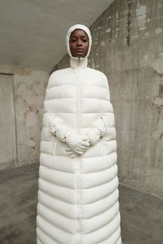Moncler 1 Pierpaolo Piccioli Fall 2018 Ready-to-Wear Collection - Vogue