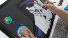 The Microsoft Surface Studio is an illustrator's dream Read more Technology News Here --> http://digitaltechnologynews.com  For the two weeks that the Microsoft Surface Studio sat at my desk it attracted a lot of attention. I'm an illustrator and I work w