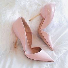 Pastel pink slippers ♡