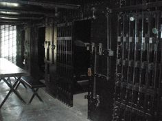 The Old Jail in St. Augustine FL pics   jail shot with orbs - Picture of Authentic Old Jail, Saint Augustine ...