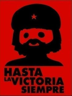 Playmobil by Richard Unglik / Che Guevara