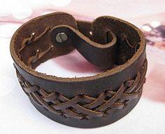 Jewelry Bangle bracelet women Leather Bracelet Men by braceletcool, $7.00